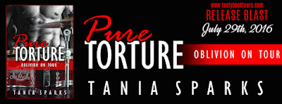 """Pure Torture"" Release Blast & Amazon Card #Giveaway"