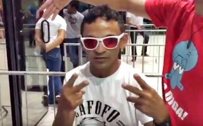 Vídeo; Gleyfy Brauly é discriminado em festa do Dia do Piauí