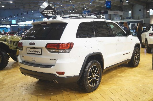 2017 Jeep Grand Cherokee MSRP