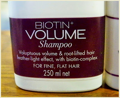 Biotin Rich Hair Care Products