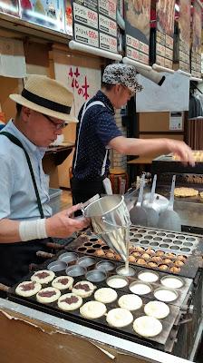 Kuroman Market Osaka
