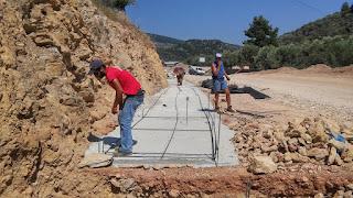 52 νέα έργα υποδομών 17,9 εκατ. ευρώ στην Περιφέρεια Βορείου Αιγαίου με απόφαση του Αν. Υπ. Οικονομίας και Ανάπτυξης, Αλέξη Χαρίτση