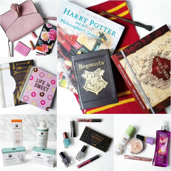 bbloggers, bbloggersca, canadian beauty bloggers, sc bloggers, southern blogger, instamonth, instagram month, beauty blogger, roundup, chapters indigo, michaels, recollections planner, planners, recipe, life is sweet, odylique, skincare, sunscreen, cleansing bar, tea tree and herb shampoo, barry m, haul, uk haul, june faves, harry potter, twenty years of harry potter, hp, hufflepuff