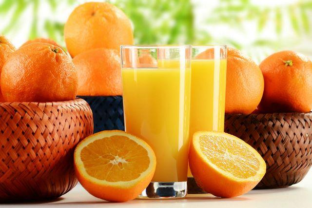 Nước cam thực phẩm dành cho bà bầu