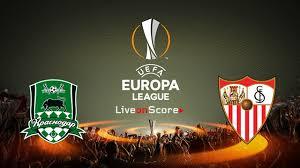 Prediksi Krasnodar vs Sevilla 5 Oktober 2018 UEFA Eropa Liga Pukul 02.00 WIB