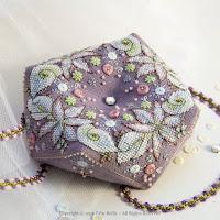 wzory haftu biscornu