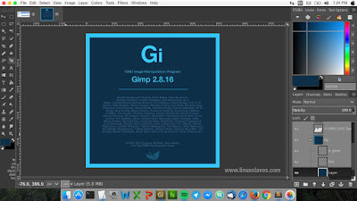 Gimp Photoshop CS6 Theme