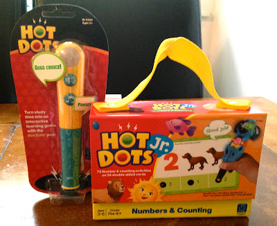 Hot Dots Jr - A Fantastic Learning Resource for Kids