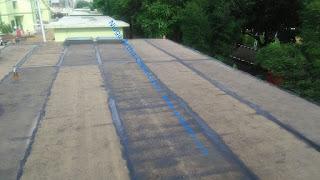 waterproofing membrane bakar part 1