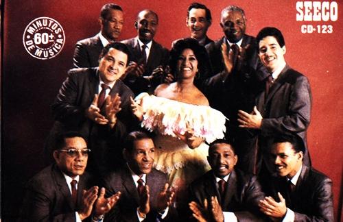 Celia Cruz & La Sonora Matancera - La Milonga De España
