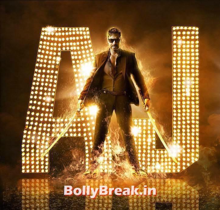 Ajay Devgn Images, Ajay Devgn Body in Action Jackson Movie
