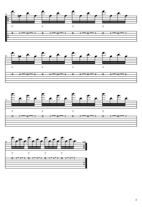 Aerodynamic Tabs Daft Punk - How To Play Aerodynamic On Guitar Tabs & Sheet Online