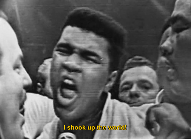 "muhammad ali shook up the world Muhammad ali: crusader of black muhammad ali shook up the world and the world is better for it we are all better for it"" he shook up the world, and the world."