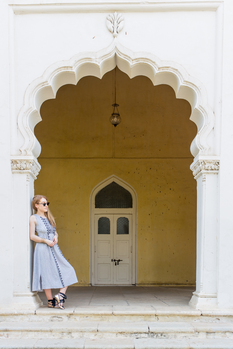 What to wear in India in April