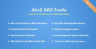 Download AtoZ SEO Tools v1.6 – Search Engine Optimization Tools
