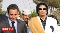 French Former President Sarkozy Under Scrutiny Over Unlawful Misappropriation Of Public Funds