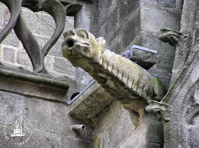 VANNES (56) - Cathédrale Saint-Pierre