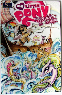 IDW MLP:FiM comic issue #13, cover B