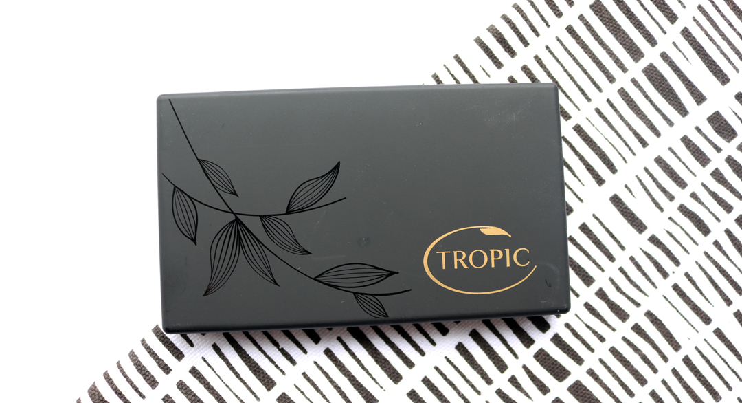 Tropic Sculpting Palette in Vintage Rose review