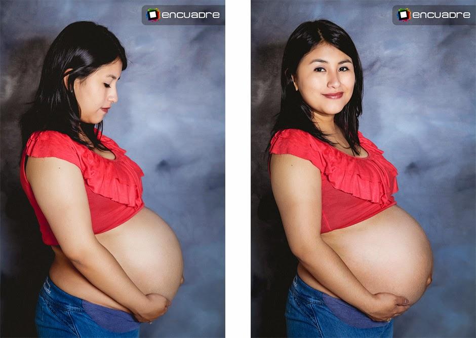 foto embarazada lima peru