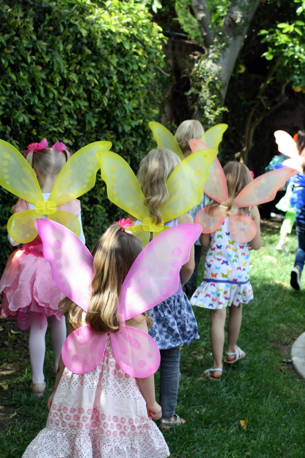 Not My Own: Fairy Garden Party