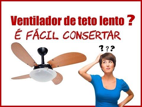 Ventilador de Teto Instalação e Conserto em Salvador-BA
