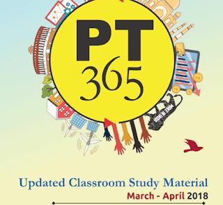 Vision IAS 365 PT 2018 Classroom Study Material  हिंदी में   - pdf