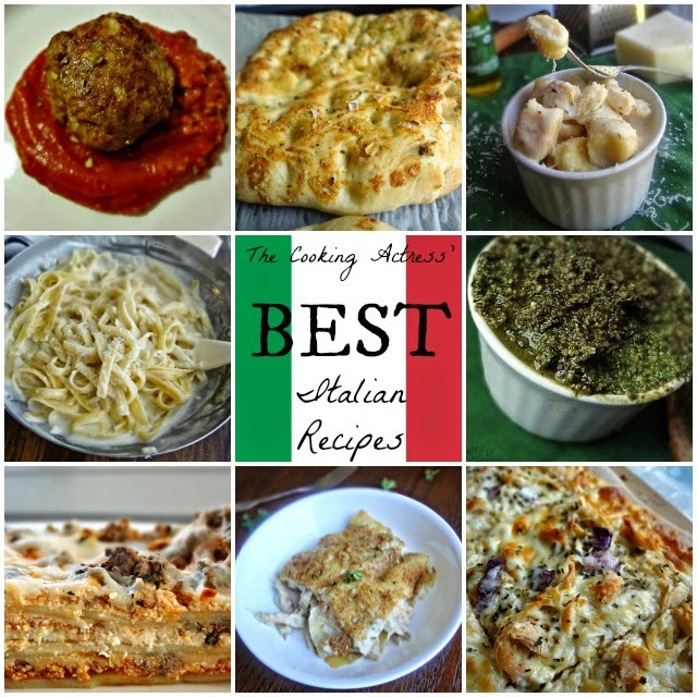 National Italian Food Day Round Up