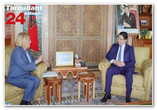 نائبة أمريكية: الولايات المتحدة تقف إلى جانب المغرب