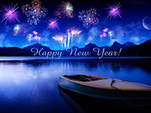 happy new year greetings uk