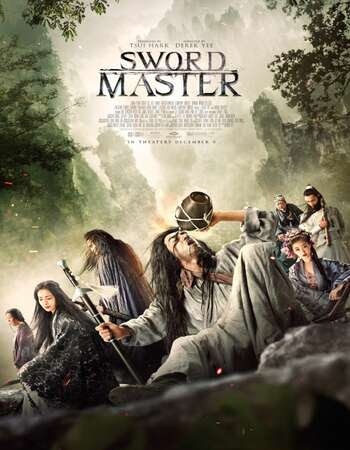 Poster Of Free Download Sword Master 2016 300MB Full Movie Hindi Dubbed 720P Bluray HD HEVC Small Size Pc Movie Only At worldfree4u.com