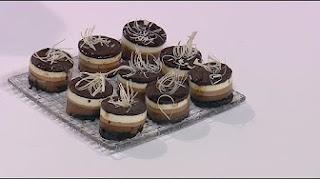 طريقة عمل كيك موس الشوكولاتة مع نرمين هنو في زي السكر