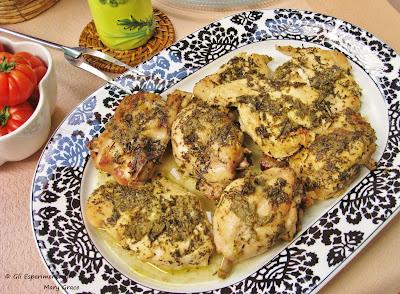 Pollo Aromatico alla Senape