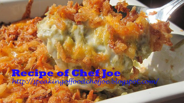 Original Green Bean Recipe Casserole Typical America