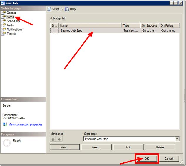 Part 33 Create Sql Server Database Backup Bak File
