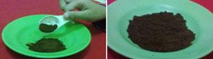 bubuk kopi untuk mengatasi bau durian dalam rumah, kamar, mobil