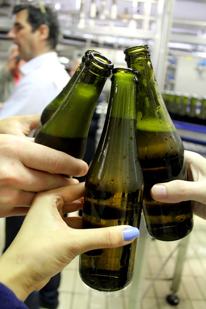 Menabrea Beer - The Wayfarer