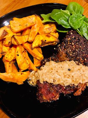 Stek au poivre