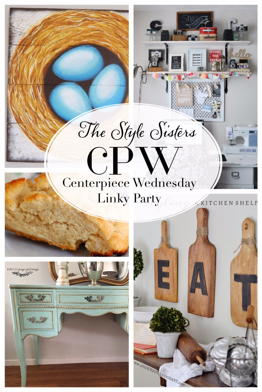 Wednesday Linky Party- CPW - Thestylesisters.blogspot.com