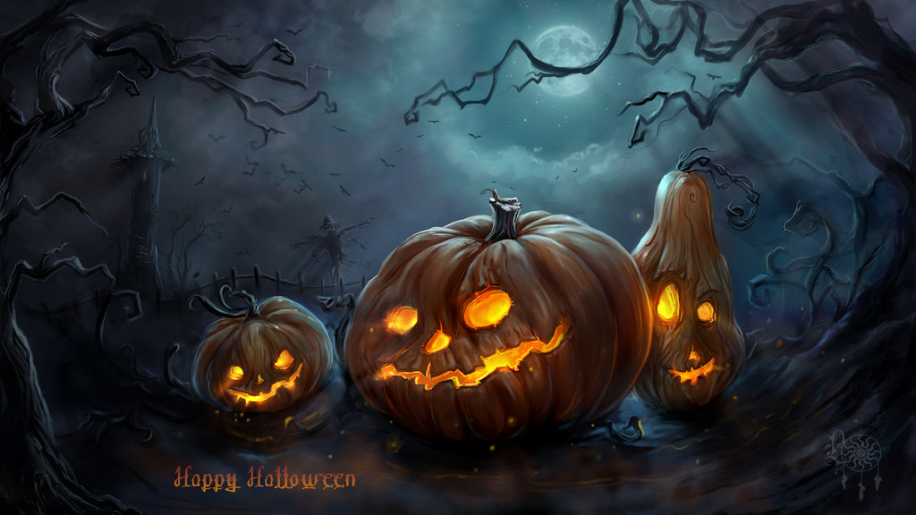 Friday Night Tales   Halloween Special ~ Life 2ba084bf75