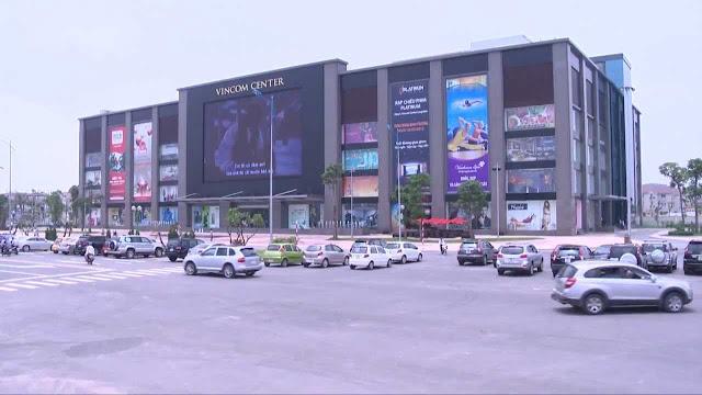 TTTM Vincom Plaza Long Biên