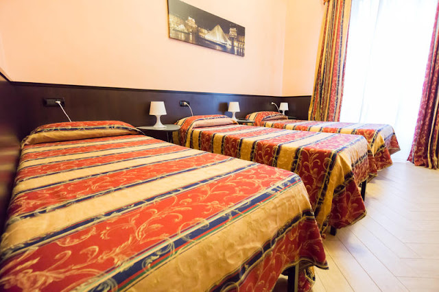 Funny Palace Hostel em Roma
