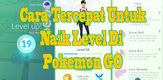 #8 Cara Tercepat Agar Kamu Bisa Naik Level Di Pokemon GO
