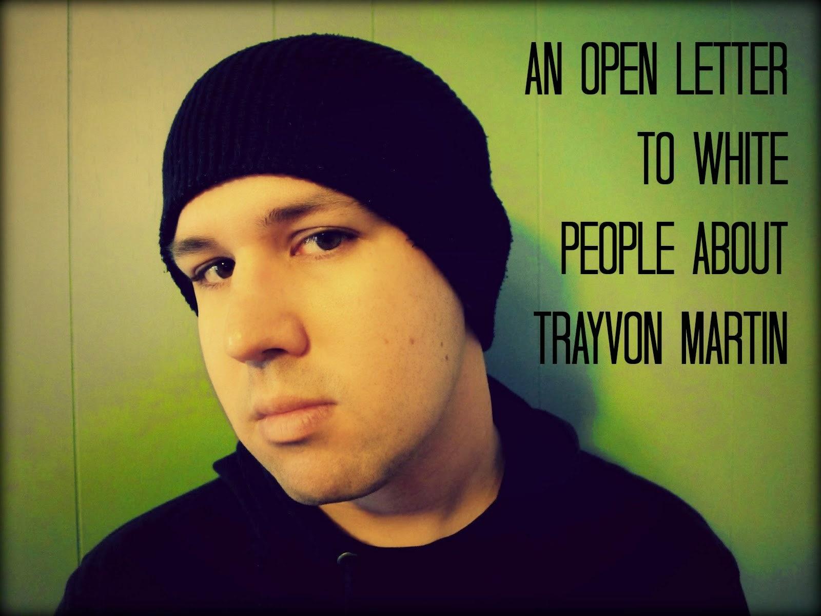 trayvon martin photos