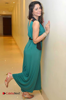 Shilpi Sharma Pictures in Green Dress at D�sire Exhibition Launch ~ Celebs Next