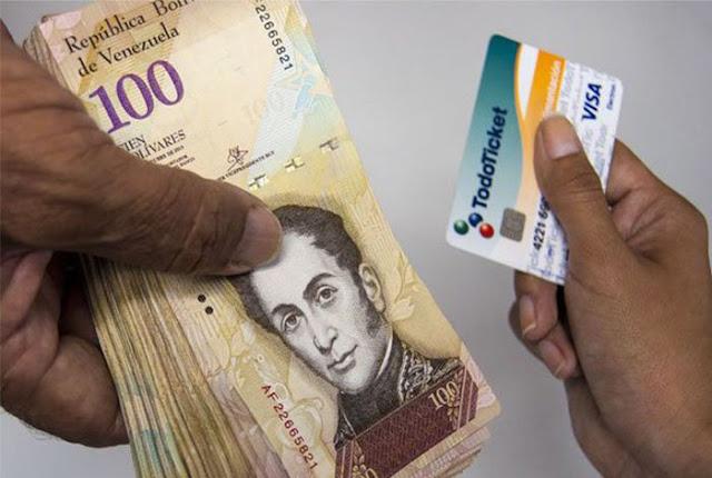 Aumentos de salario preocupan a los venezolanos