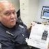 Langgar Lampu Isyarat, Polis Saman Diri Sendiri RM664 & Diberi Amaran