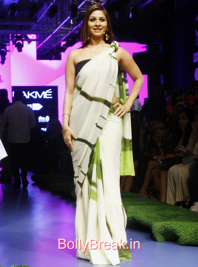 Tanisha Mukherjee, Bollywood Celebs Pics from Lakme fashion Week 2015 Day 3