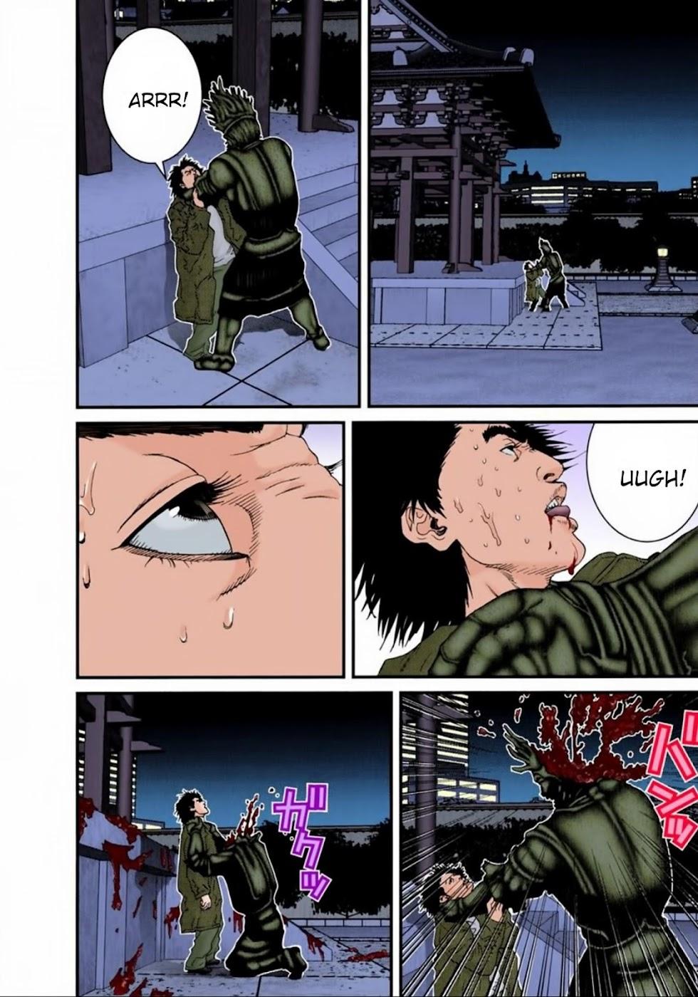 Gantz Chap 70: Cảm thấy giỏi hơn trang 8