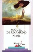Niebla, de Miguel de Unamuno